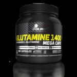 L-GLUTAMINE MEGA CAPS - 300 капсули