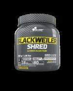 BLACKWEILER SHRED