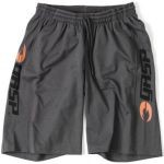 Mesh Training Shorts - darkgrey