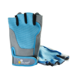 FITNESS ONE GLOVES - blue